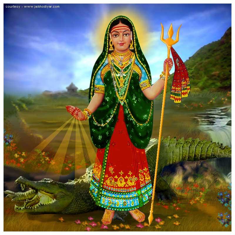 Dasha goddess of the palace 10